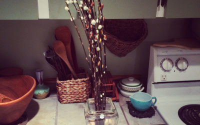 DIY: Refashioned thrift vase