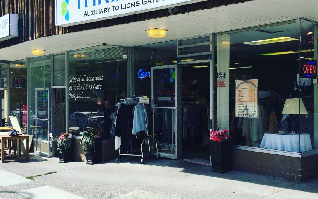 Supplies: LG Thrift Store