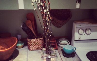 DIY: Refashioned thrift vase